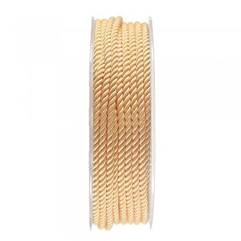 Шелковый шнур Милан 226   3.0 мм, Цвет: Желтый 12