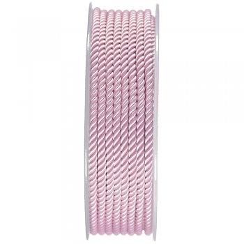 Шелковый шнур Милан 226   3.0 мм, Цвет: Розовый 17