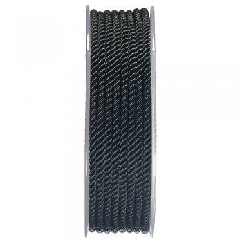 Шелковый шнур Милан 226   3.0 мм, Цвет: Зеленый 19