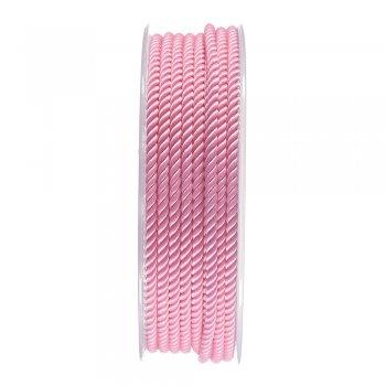 Шелковый шнур Милан 226   3.0 мм, Цвет: Розовый 31
