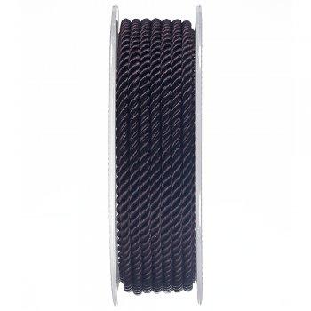 Шелковый шнур Милан 226   3.0 мм, Цвет: Коричневый 35