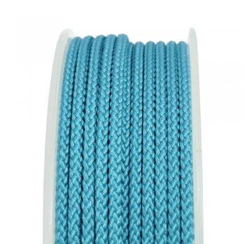 Шелковый шнур Милан 229 | 2.0 мм, Цвет: Бирюза 10
