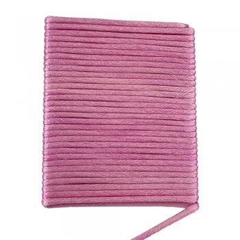 Шелковый шнур гладкий | 2.0 мм Цвет: Розовый 02