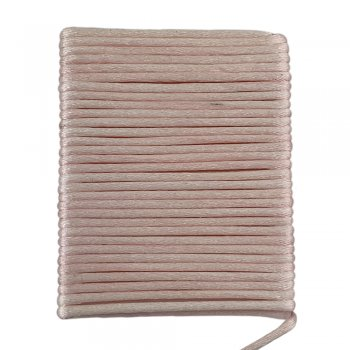 Шелковый шнур гладкий | 2.0 мм Цвет: Розовый 01
