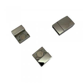 Стальной замок магнитный 10х3 мм