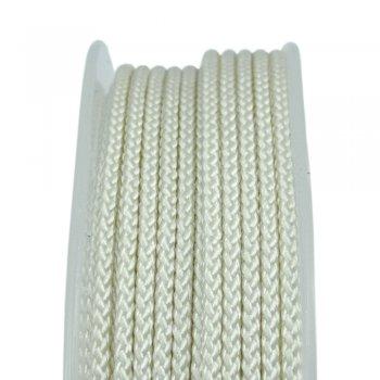 Шелковый шнур Милан 229 | 2.0 мм, Цвет: Крем 27