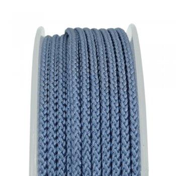 Шелковый шнур Милан 229 | 2.0 мм, Цвет: Морская Волна 33