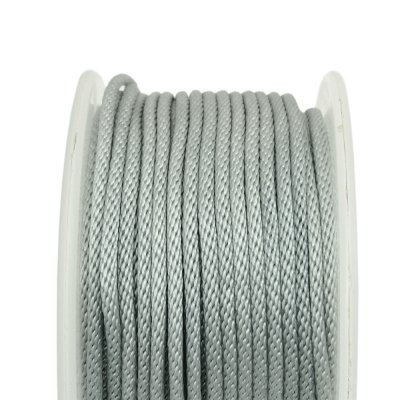 Шелковый шнур Милан 214   2.0 мм, Цвет: Серебро 21