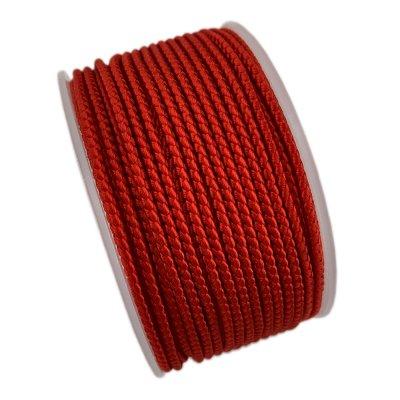 Шелковый шнур Милан 2016 | 2.0 мм, Цвет: Красный 08