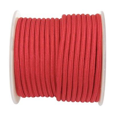 Шнур паракорд 3.0 мм Красный 08