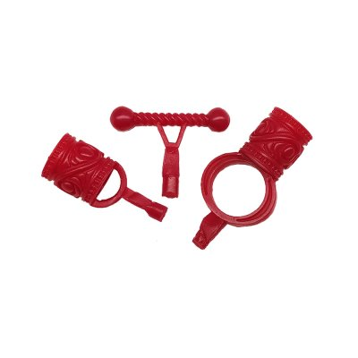 Восковая модель замка для браслета 5.0 мм