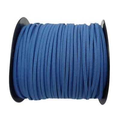 Алькантара 1.4х2.5 мм Синий 24