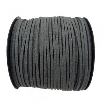 Алькантара 1.4х2.5 мм Серый 04