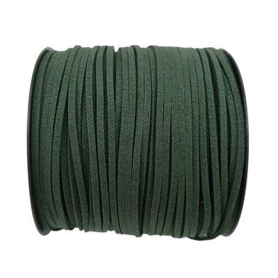 Алькантара 1.4х2.5 мм Зеленый 20