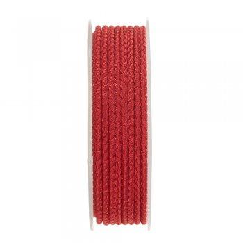 Шелковый шнур Милан 2016 | 2.5 мм, Цвет: Красный 08