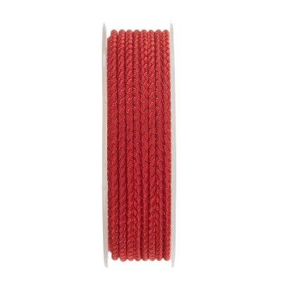 Шелковый шнур Милан 2016   2.5 мм, Цвет: Красный 08