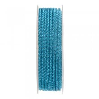 Шелковый шнур Милан 2016   2.5 мм, Цвет: Голубой 26