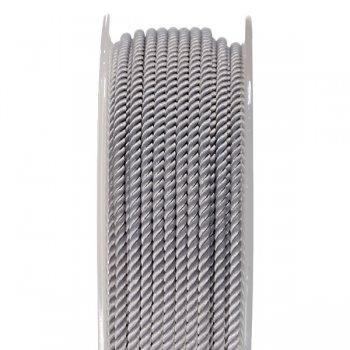 Шелковый шнур Милан 226 | 2.0 мм, Цвет: Серый 03