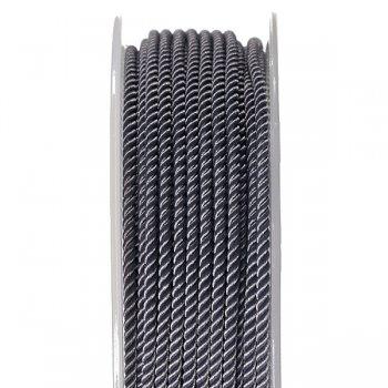 Шелковый шнур Милан 226   2.0 мм, Цвет: Серый 04