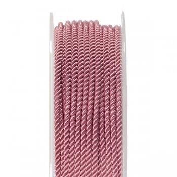 Шелковый шнур Милан 226 | 2.0 мм, Цвет: Розовый 16