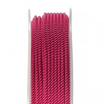 Шелковый шнур Милан 226   2.0 мм, Цвет: Фуксия 29