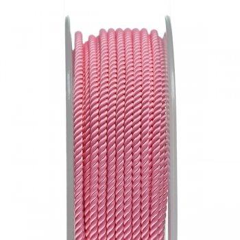 Шелковый шнур Милан 226 | 2.0 мм, Цвет: Розовый 31