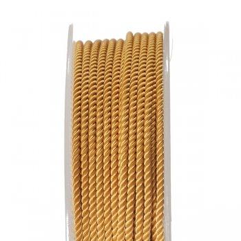 Шелковый шнур Милан 226 | 2.0 мм, Цвет: Коричневый 32