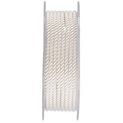 Шелковый шнур Милан 226 | 3.0 мм, Цвет: Крем 02