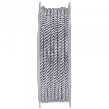 Шелковый шнур Милан 226 | 3.0 мм, Цвет: Серый 03