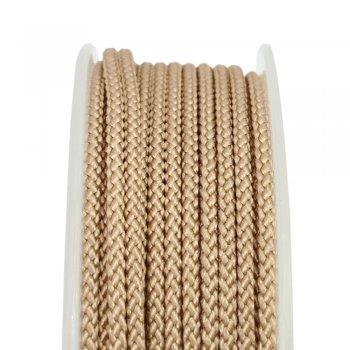 Шелковый шнур Милан 229 | 2.0 мм, Цвет: Золото 07