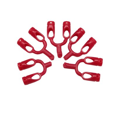 Восковая модель концевика для шнура 2.0