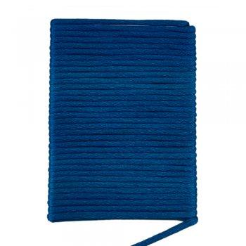 Шелковый шнур гладкий | 2.0 мм Цвет: Синий 106