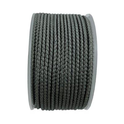 Шелковый шнур Милан 2016   2.0 мм, Цвет: Черный 01