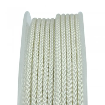 Шелковый шнур Милан 229   2.0 мм, Цвет: Крем 27